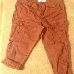 Sonoma pants with elastic waist. 18w